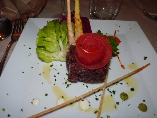 BBeQ : Piccola tartare di tonno