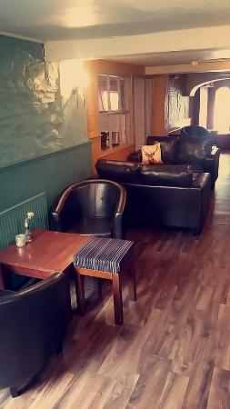Kazbah Truro: Comfortable cosy seating