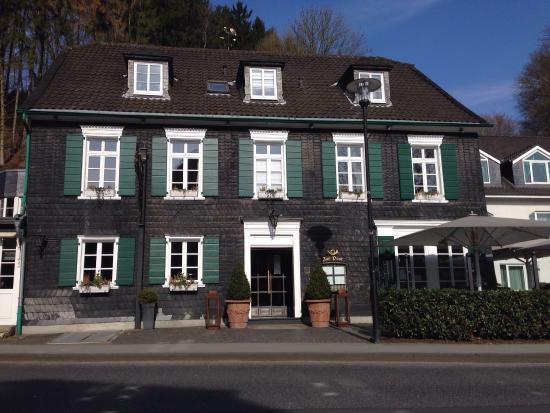 Restaurant Zur Post: Von außen