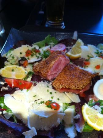 La table d 39 olivier illkirch restaurant avis num ro de - Restaurant la table de l ill illkirch ...