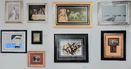 paintings from famous croatian artists
