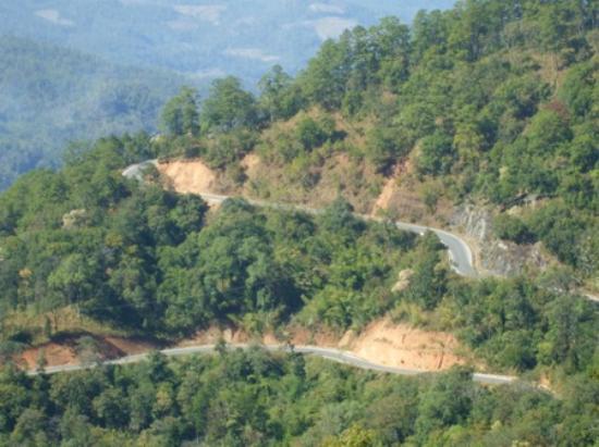 Soppong, Thailand: จุดชมวิวปางมะผ้า