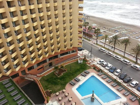 hotel meli costa del sol picture of melia costa del. Black Bedroom Furniture Sets. Home Design Ideas