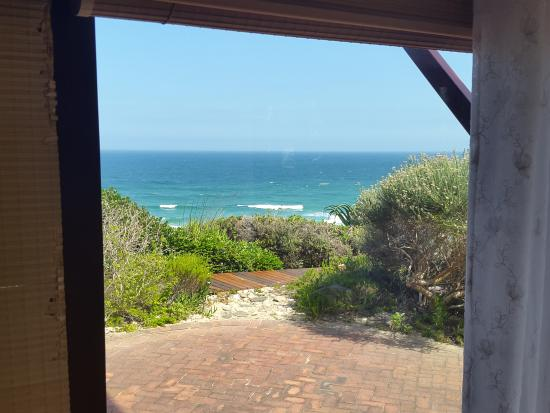 Dolphin Dunes Guesthouse: from main bedroom,