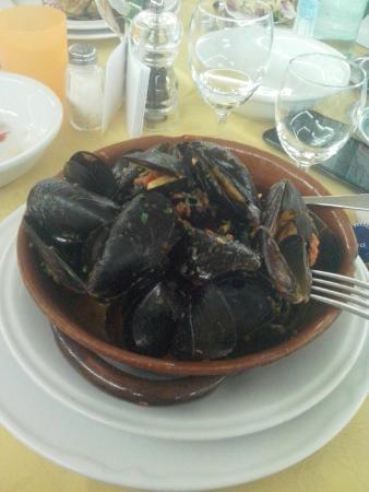 Hotel Costa Verde : pasti eccellenti al Costa Verde