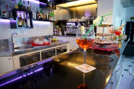 Hotel Leonardo: il bar