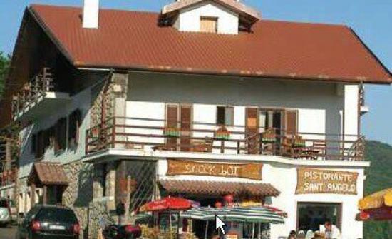 Villaggio Monte Faito, Italia: Ristorante Sant'Angelo