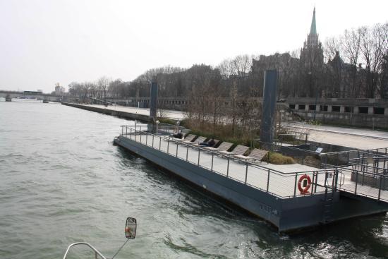 vue du bateau picture of bateaux parisiens paris tripadvisor. Black Bedroom Furniture Sets. Home Design Ideas