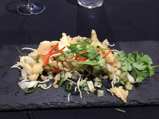 Moonsoon: Salt and Pepper Squid