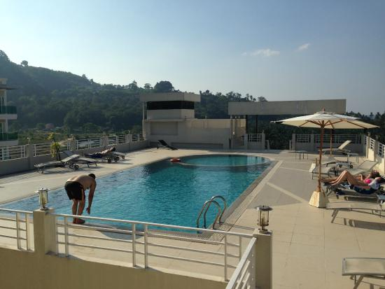 The Ashlee Plaza Patong Hotel And Spa