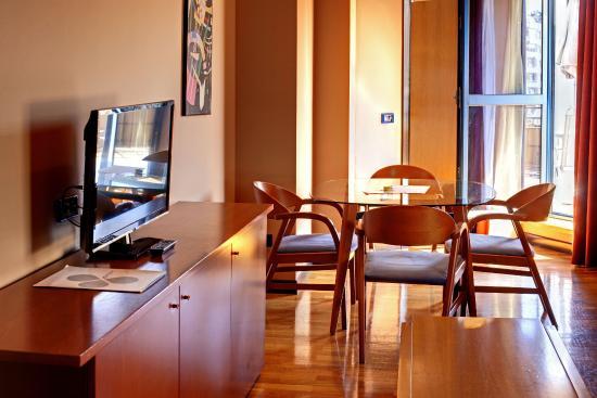 Aparthotel Campus: Apartamento Superior