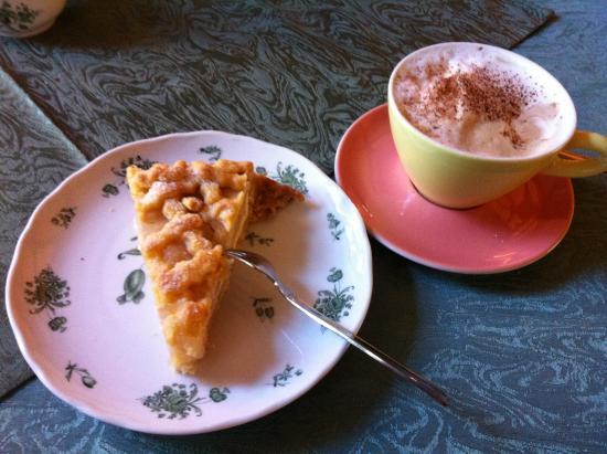 Hotel-Restaurant Feiler : Apfelkuchen...