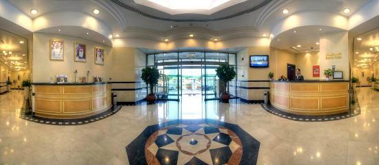 Siji Hotel Apartments: Lobby