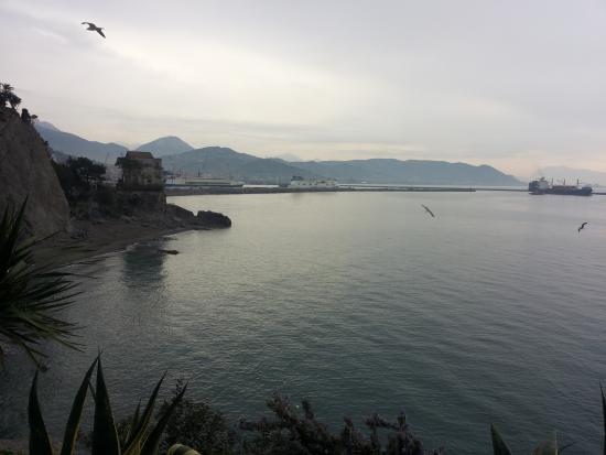 Hotel La Lucertola: vista meravigliosa