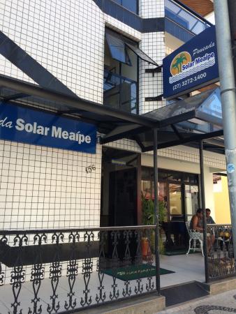 Pousada E Restaurante Solar Meaipe