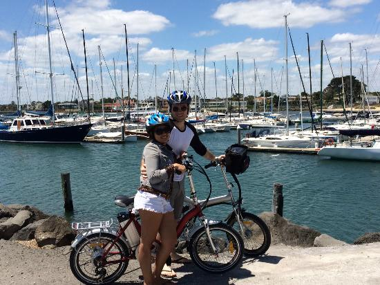 Melbourne Bayside Electric Bicycle Tours
