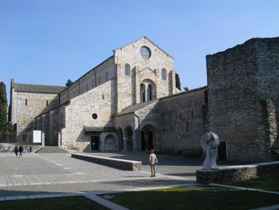 Basilica di Aquileia: Basilica di Santa Maria Assunta - Aquileia