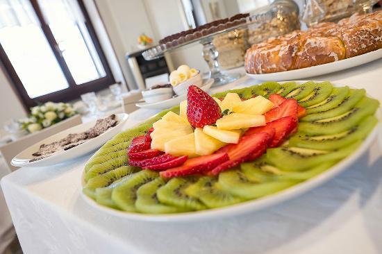 Bed and Breakfast Villa Beatrice: DETTAGLIO COLAZIONE
