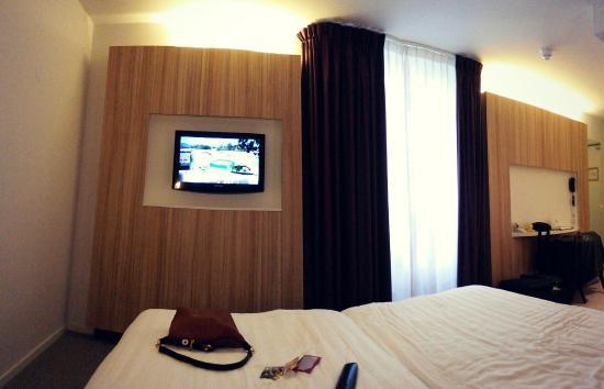 Hotel Ernst Sillem Hoeve: kamer
