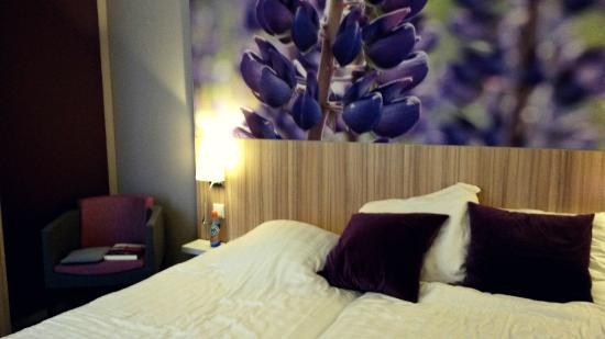 Hotel Ernst Sillem Hoeve: de kamer
