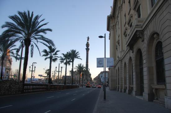 Passeig del Colom