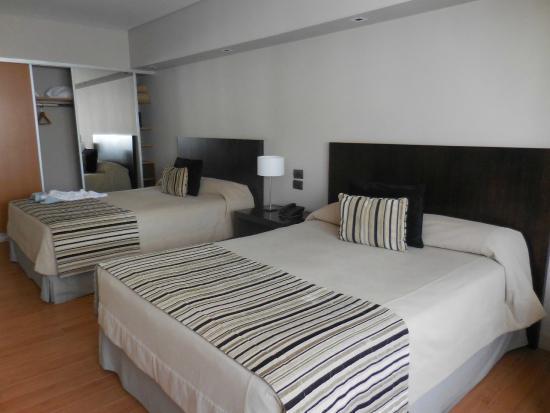 Galerias Hotel: Habitación