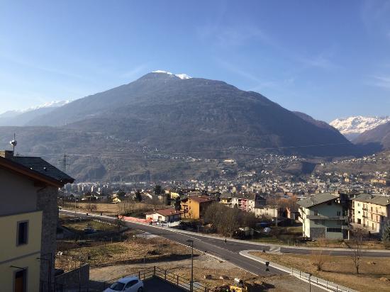 Hotel Campelli: Bellissima vista