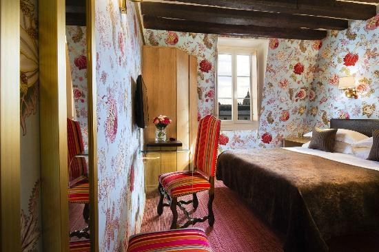 Hotel Saint Paul Rive Gauche: Standard double room