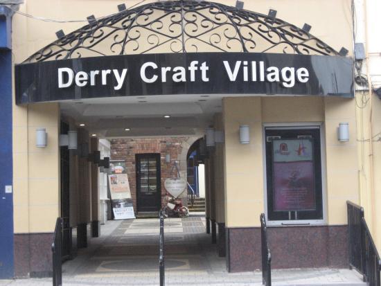 Craft Village Derry Restaurant