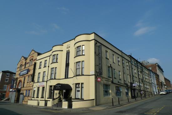 liverpool lord nelson hotel: