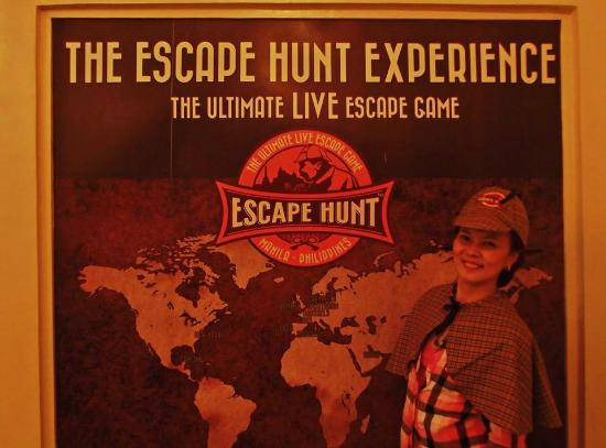 The Escape Hunt Experience