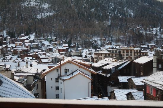 Hotel Romantica: View from Balcony