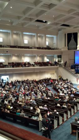 First Baptist Church: Sunday Service