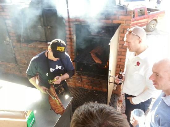 KC Barbecue Tours : Smokey tasty ribs