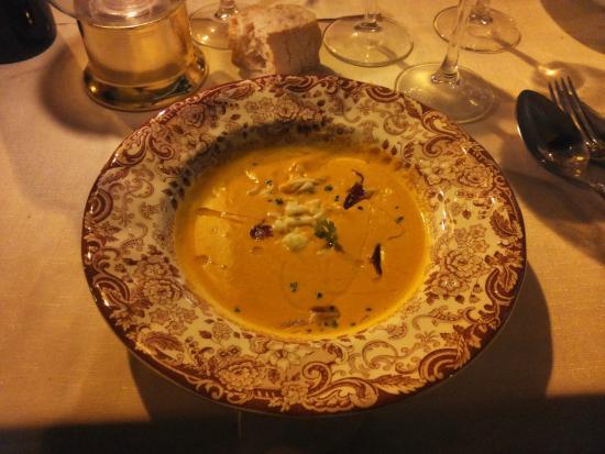 Taberna del Alabardero : gazpacho