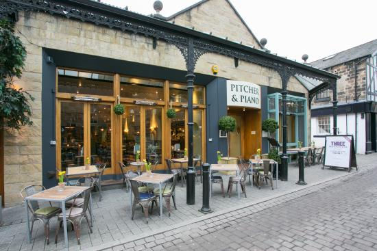 Pitcher & Piano - Harrogate