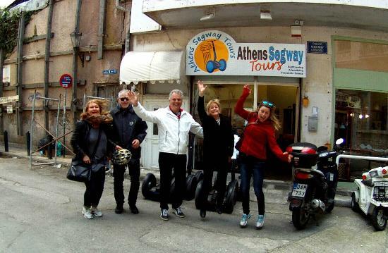 Athens Segway Tours