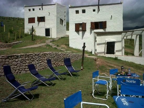 Cabañas Altos de Tafi