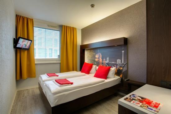 Berlin Meininger Hotel Hbf