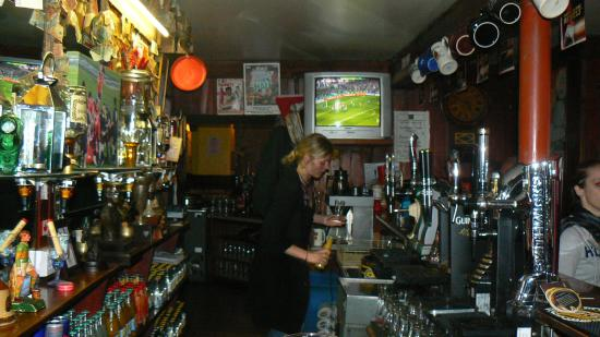 Bernard Harrington's Bar