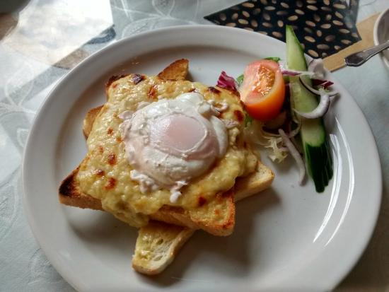 Watergate Tea Rooms: Buck Rarebit
