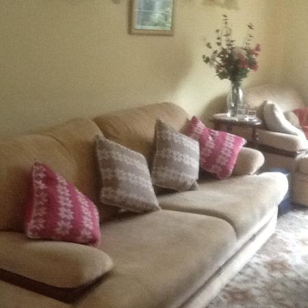 Tullybryan House B&B: Lounge to relax in