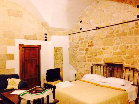 Chiesa Greca B&B Suites: La bellissima stanza dove ho soggiornato