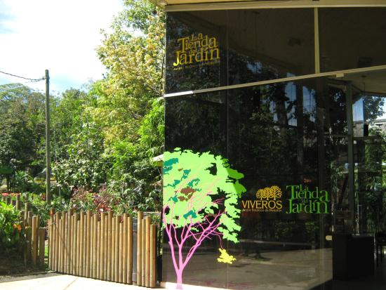 Foto de jardin botanico de medellin medell n mariposario for Restaurante jardin botanico