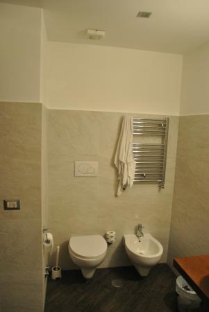 Residenza Ludovisi: Toilet