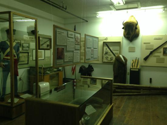 Fort Dodge, Iowa: Museum eposition