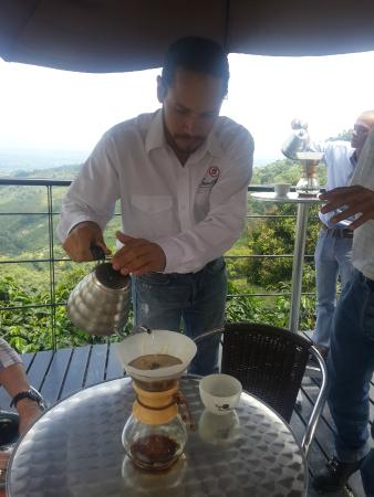 Cafe San Alberto: Cata