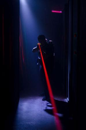 Laser Quest Manchester