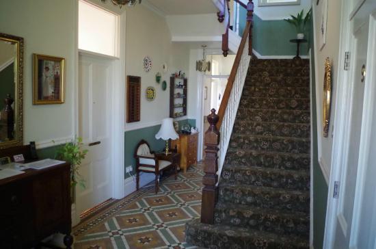 Varley House: Hallway