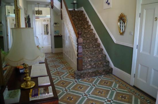 Varley House: Hall & Stairs